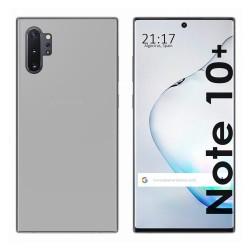 Funda Gel Tpu para Samsung Galaxy Note10+ Color Transparente