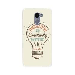 Funda Gel Tpu para Xiaomi Redmi 4 Diseño Creativity Dibujos
