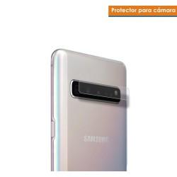 Protector Cristal Templado Cámara Trasera para Samsung Galaxy S10 5G Vidrio