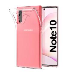 Funda Gel Tpu Fina Ultra-Thin 0,5mm Transparente para Samsung Galaxy Note10