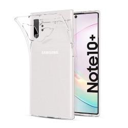 Funda Gel Tpu Fina Ultra-Thin 0,5mm Transparente para Samsung Galaxy Note10+