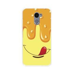 Funda Gel Tpu para Xiaomi Redmi 4 Diseño Helado Vainilla Dibujos