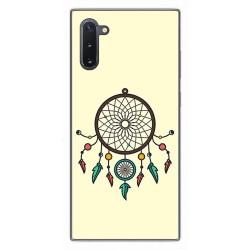 Funda Gel Tpu para Samsung Galaxy Note10 diseño Atrapasueños Dibujos