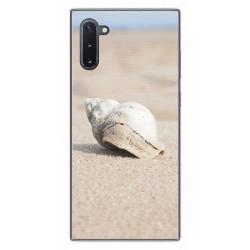 Funda Gel Tpu para Samsung Galaxy Note10 diseño Concha Dibujos