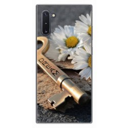 Funda Gel Tpu para Samsung Galaxy Note10 diseño Dream Dibujos