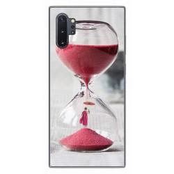 Funda Gel Tpu para Samsung Galaxy Note10+ diseño Reloj Dibujos