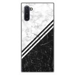 Funda Gel Tpu para Samsung Galaxy Note10 diseño Mármol 01 Dibujos