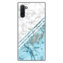Funda Gel Tpu para Samsung Galaxy Note10 diseño Mármol 02 Dibujos
