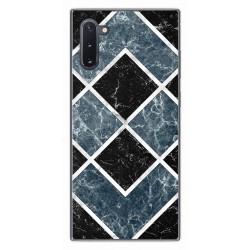 Funda Gel Tpu para Samsung Galaxy Note10 diseño Mármol 06 Dibujos