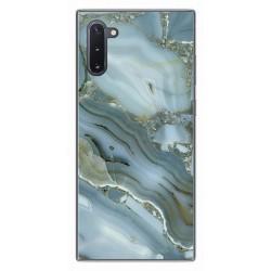Funda Gel Tpu para Samsung Galaxy Note10 diseño Mármol 09 Dibujos
