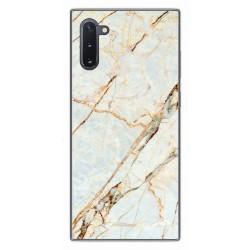 Funda Gel Tpu para Samsung Galaxy Note10 diseño Mármol 13 Dibujos