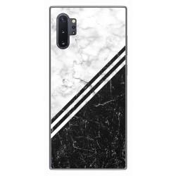 Funda Gel Tpu para Samsung Galaxy Note10+ diseño Mármol 01 Dibujos