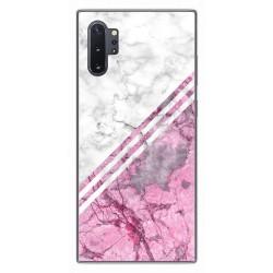 Funda Gel Tpu para Samsung Galaxy Note10+ diseño Mármol 03 Dibujos