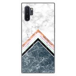 Funda Gel Tpu para Samsung Galaxy Note10+ diseño Mármol 05 Dibujos