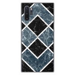 Funda Gel Tpu para Samsung Galaxy Note10+ diseño Mármol 06 Dibujos