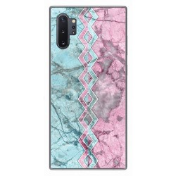 Funda Gel Tpu para Samsung Galaxy Note10+ diseño Mármol 08 Dibujos