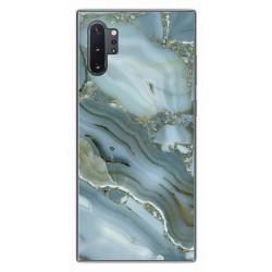 Funda Gel Tpu para Samsung Galaxy Note10+ diseño Mármol 09 Dibujos