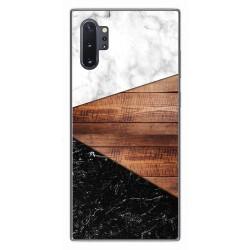 Funda Gel Tpu para Samsung Galaxy Note10+ diseño Mármol 11 Dibujos