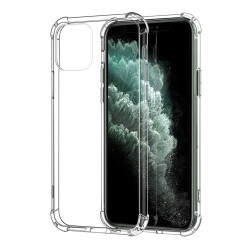 Funda Gel Tpu Anti-Shock Transparente para Iphone 11 Pro Max (6.5)