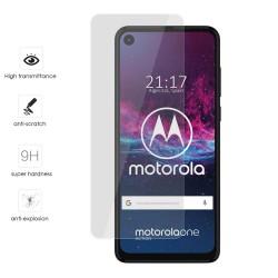 Protector Cristal Templado para Motorola One Action Vidrio