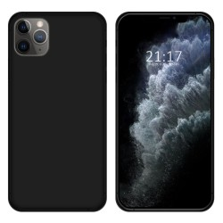 Funda Gel Tpu para Iphone 11 Pro (5.8) Color Negra