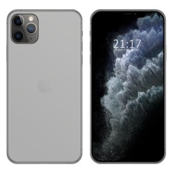 Funda Gel Tpu para Iphone 11 Pro (5.8) Color Transparente