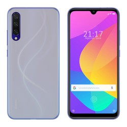 Funda Gel Tpu para Xiaomi Mi 9 Lite Color Transparente