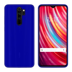 Funda Gel Tpu para Xiaomi Redmi Note 8 Pro Color Azul