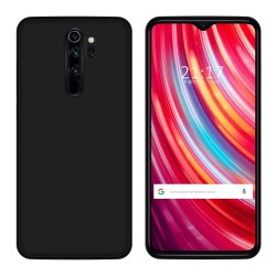 Funda Gel Tpu para Xiaomi Redmi Note 8 Pro Color Negra
