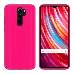 Funda Gel Tpu para Xiaomi Redmi Note 8 Pro Color Rosa