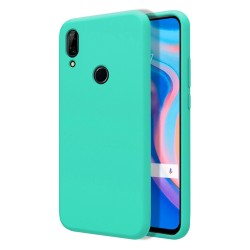Funda Silicona Líquida Ultra Suave para Huawei P Smart Z color Verde