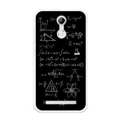 Funda Gel Tpu para Homtom H17 / H17 Pro Diseño Formulas Dibujos