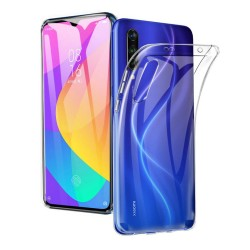 Funda Gel Tpu Fina Ultra-Thin 0,5mm Transparente para Xiaomi Mi 9 Lite
