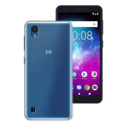 Funda Gel Tpu Fina Ultra-Thin 0,5mm Transparente para Zte Blade A5 2019