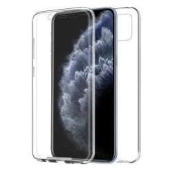 Funda Completa Transparente Pc + Tpu Full Body 360 para Iphone 11 Pro (5.8)