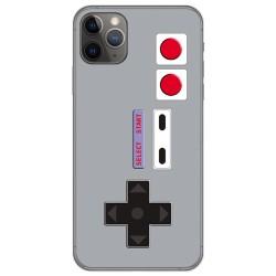 Funda Gel Tpu para Iphone 11 Pro (5.8) diseño Consola Dibujos