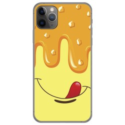Funda Gel Tpu para Iphone 11 Pro (5.8) diseño Helado Vainilla Dibujos