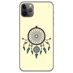 Funda Gel Tpu para Iphone 11 Pro Max (6.5) diseño Atrapasueños Dibujos