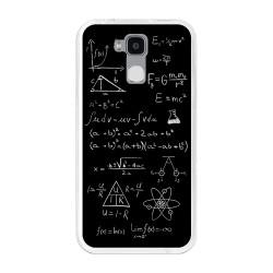 Funda Gel Tpu para Doogee Y6 / Y6C Diseño Formulas Dibujos