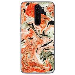 Funda Gel Tpu para Xiaomi Redmi Note 8 Pro diseño Mármol 12 Dibujos