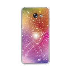 Funda Gel Tpu para Samsung Galaxy A5 (2017) Diseño Abstracto Dibujos