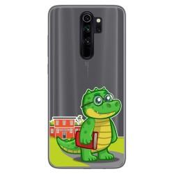 Funda Gel Transparente para Xiaomi Redmi Note 8 Pro diseño Coco Dibujos
