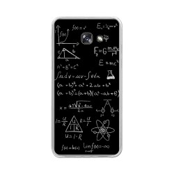 Funda Gel Tpu para Samsung Galaxy A5 (2017) Diseño Formulas Dibujos