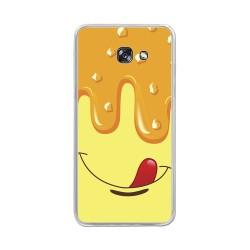 Funda Gel Tpu para Samsung Galaxy A5 (2017) Diseño Helado Vainilla Dibujos
