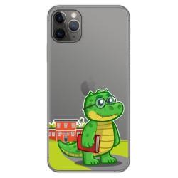 Funda Gel Transparente para Iphone 11 Pro Max (6.5) diseño Coco Dibujos