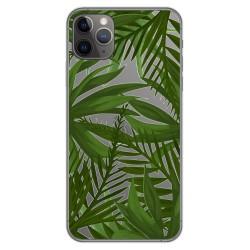 Funda Gel Transparente para Iphone 11 Pro Max (6.5) diseño Jungla Dibujos