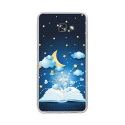 Funda Gel Tpu para Samsung Galaxy A5 (2017) Diseño Libro-Cuentos Dibujos
