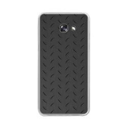 Funda Gel Tpu para Samsung Galaxy A5 (2017) Diseño Metal Dibujos