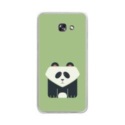 Funda Gel Tpu para Samsung Galaxy A5 (2017) Diseño Panda Dibujos