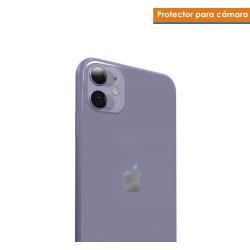 Protector Cristal Templado Cámara Trasera para Iphone 11 (6.1) Vidrio